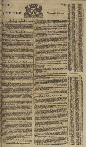 Leydse Courant 1754-12-06