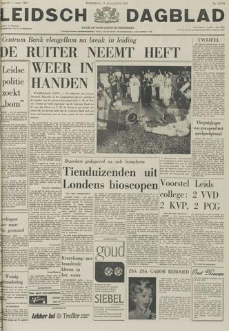 Leidsch Dagblad 1970-08-19