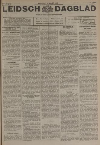 Leidsch Dagblad 1935-03-20