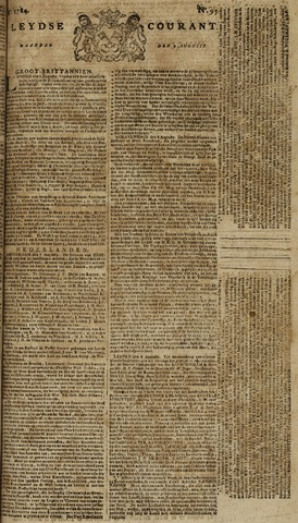 Leydse Courant 1784-08-09