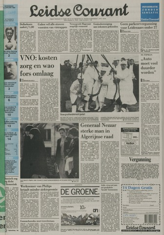 Leidse Courant 1992-01-15