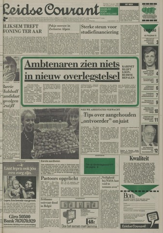 Leidse Courant 1988-01-05