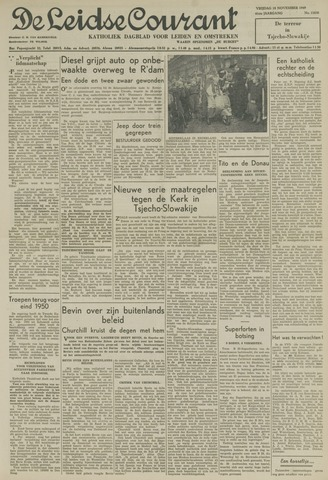 Leidse Courant 1949-11-18