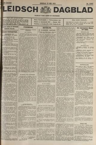 Leidsch Dagblad 1933-05-23