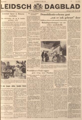 Leidsch Dagblad 1949-05-25