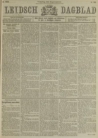 Leidsch Dagblad 1911-09-22