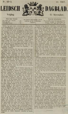 Leidsch Dagblad 1867-11-15