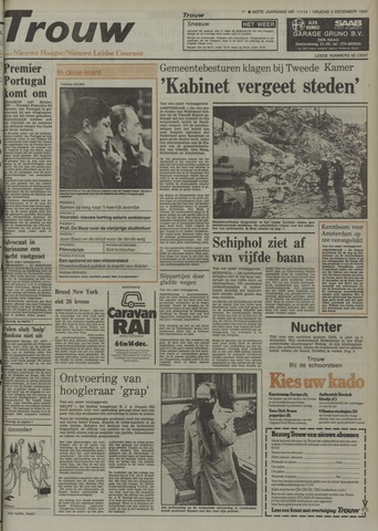 Nieuwe Leidsche Courant 1980-12-05