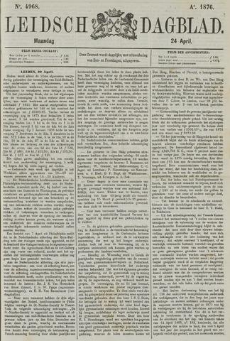 Leidsch Dagblad 1876-04-24