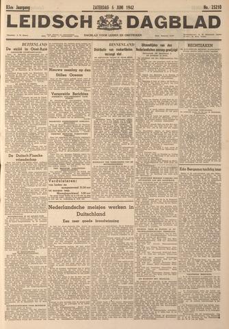 Leidsch Dagblad 1942-06-06