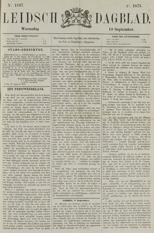 Leidsch Dagblad 1873-09-10