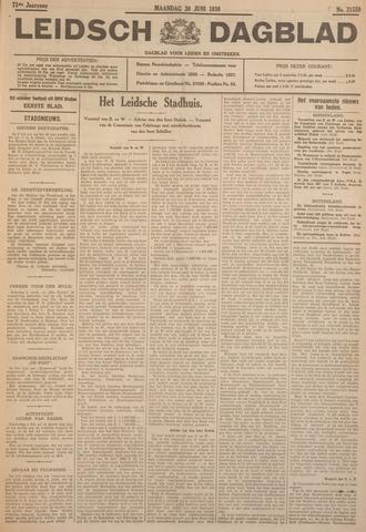 Leidsch Dagblad 1930-06-30