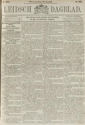 Leidsch Dagblad 1892-04-06