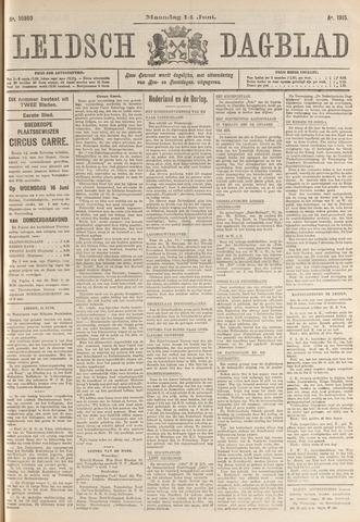 Leidsch Dagblad 1915-06-14