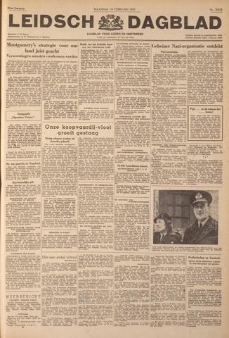 Leidsch Dagblad 1947-02-24