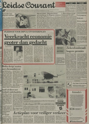 Leidse Courant 1985-10-22