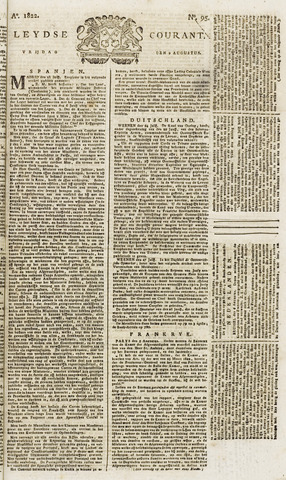 Leydse Courant 1822-08-09