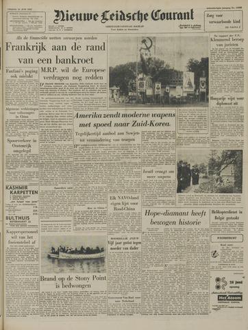 Nieuwe Leidsche Courant 1957-06-21
