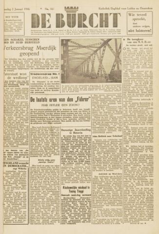 De Burcht 1946