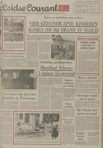 Leidse Courant 1973-08-06