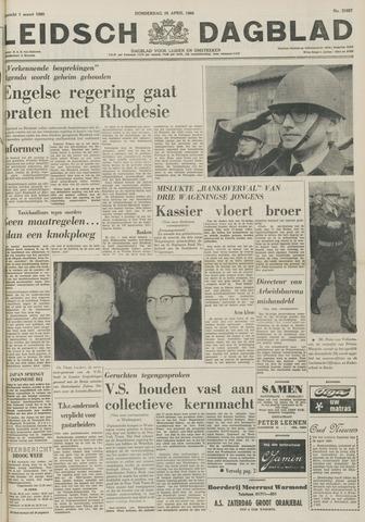 Leidsch Dagblad 1966-04-28
