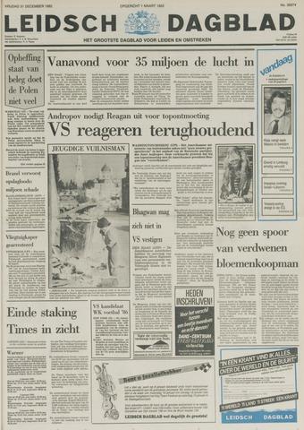 Leidsch Dagblad 1982-12-31