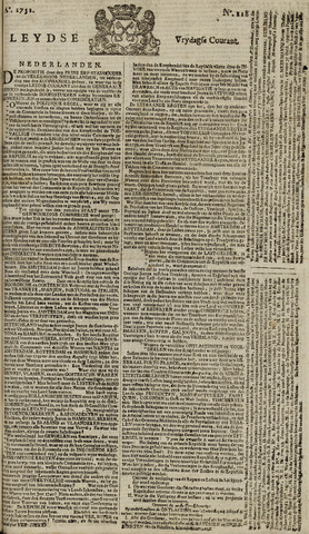 Leydse Courant 1751-10-01