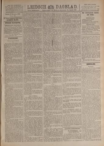 Leidsch Dagblad 1920-11-16