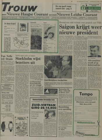 Nieuwe Leidsche Courant 1975-04-26
