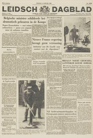 Leidsch Dagblad 1959-01-09