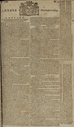 Leydse Courant 1767-03-09