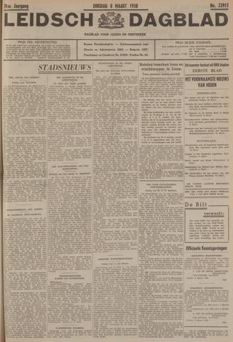 Leidsch Dagblad 1938-03-08