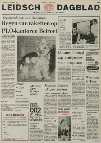 Leidsch Dagblad 1974-12-10