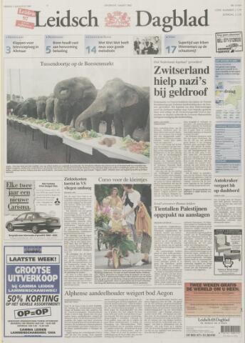 Leidsch Dagblad 1997-08-01
