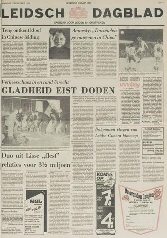 Leidsch Dagblad 1978-11-27