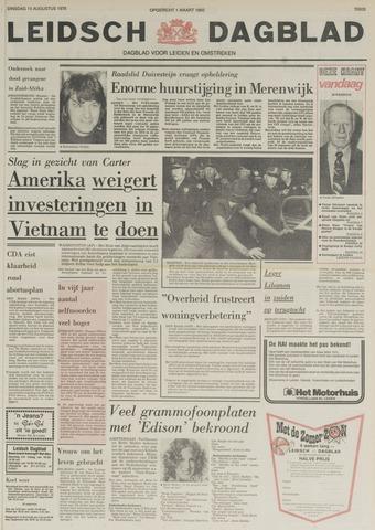 Leidsch Dagblad 1978-08-15