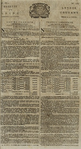 Leydse Courant 1811-10-25