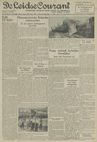 Leidse Courant 1949-12-03