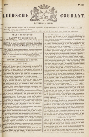 Leydse Courant 1883-04-14