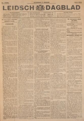 Leidsch Dagblad 1926
