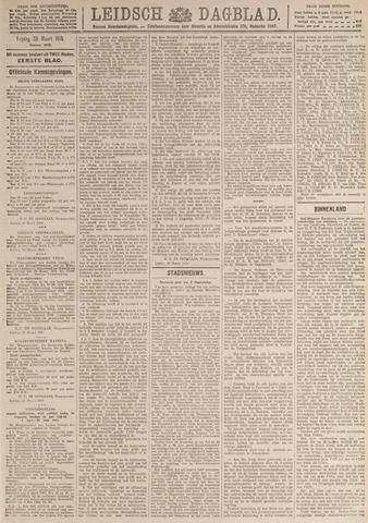 Leidsch Dagblad 1919-03-28