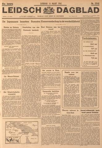 Leidsch Dagblad 1942-03-14