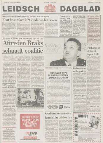 Leidsch Dagblad 1990-09-20