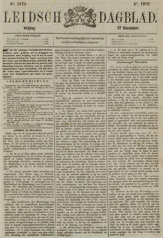 Leidsch Dagblad 1876-12-22