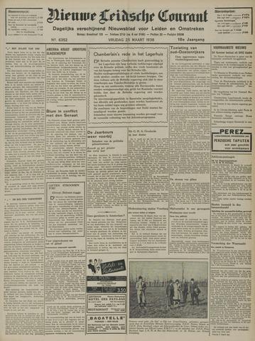 Nieuwe Leidsche Courant 1938-03-25