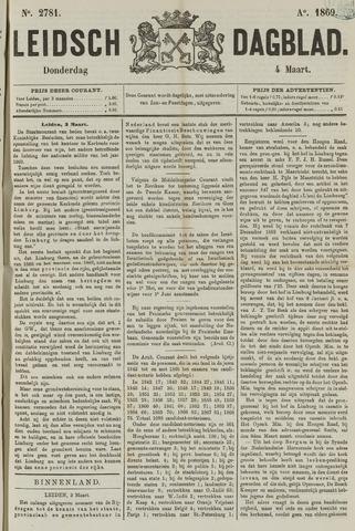 Leidsch Dagblad 1869-03-04