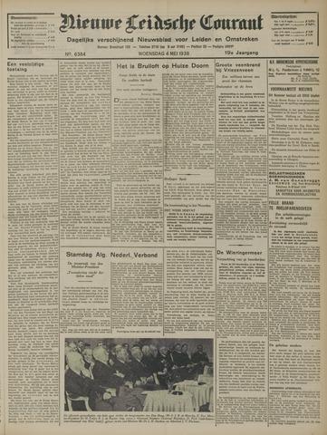 Nieuwe Leidsche Courant 1938-05-04