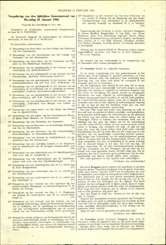 Handelingen van de Raad 1946-01-21