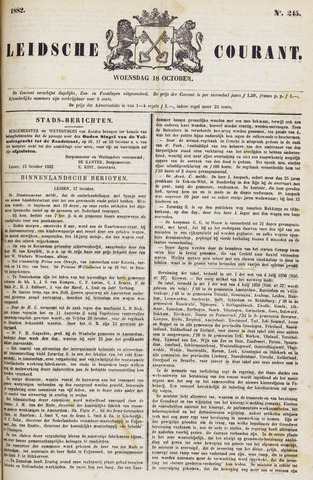 Leydse Courant 1882-10-18