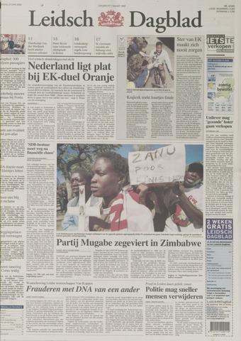 Leidsch Dagblad 2000-06-27